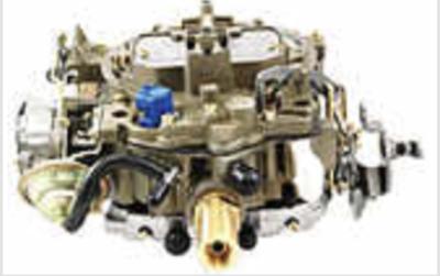 Four-Barrel Carburetor Cleaning