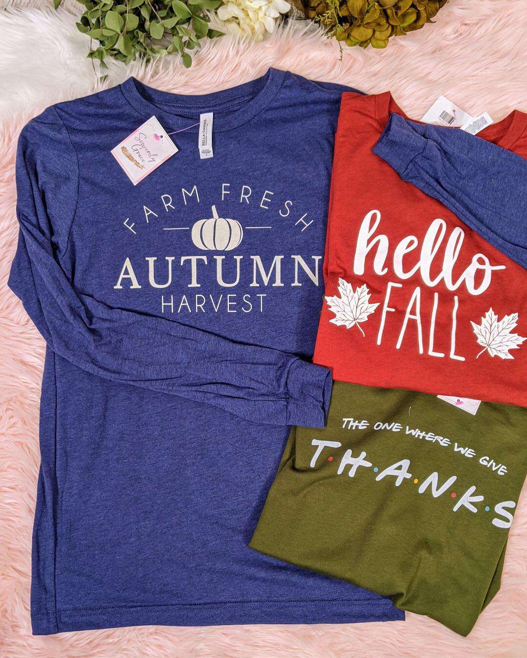 Autumn Harvest Tee