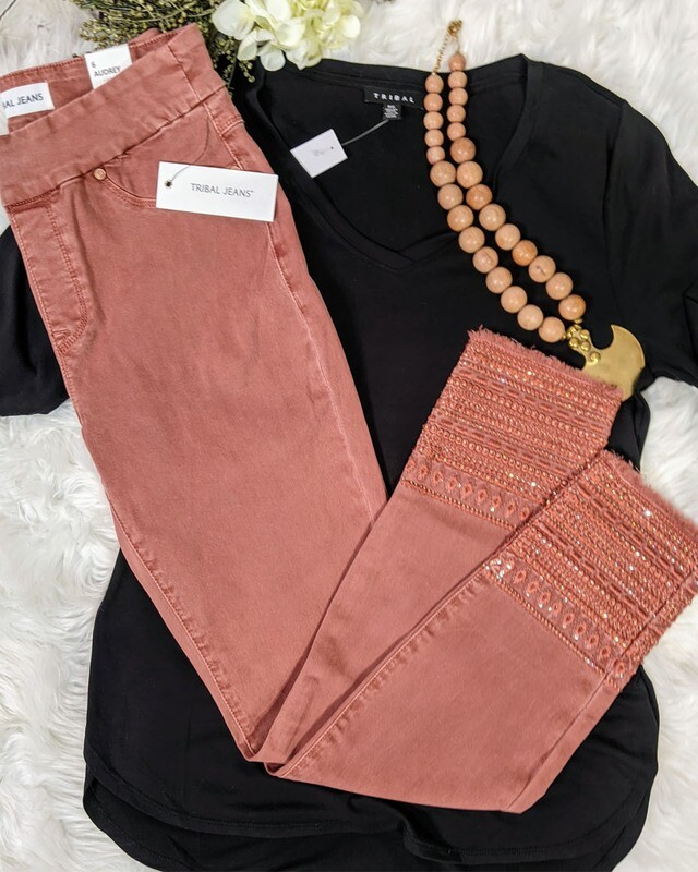Audrey Jegging by Tribal
