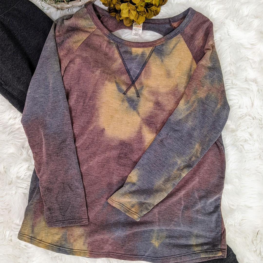 Tara Tie Dye Top