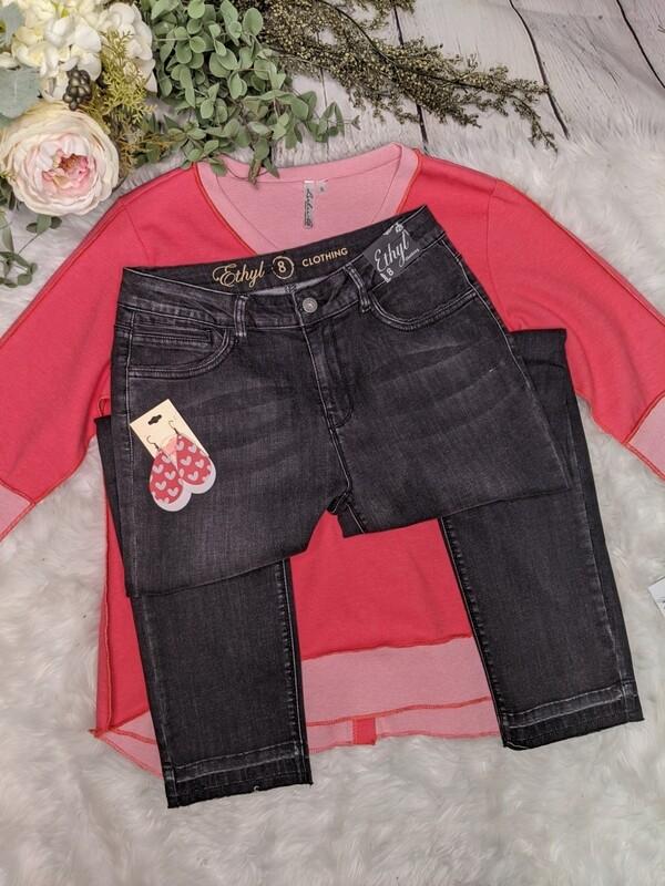 Izzy Skinny Jean by Ethyl