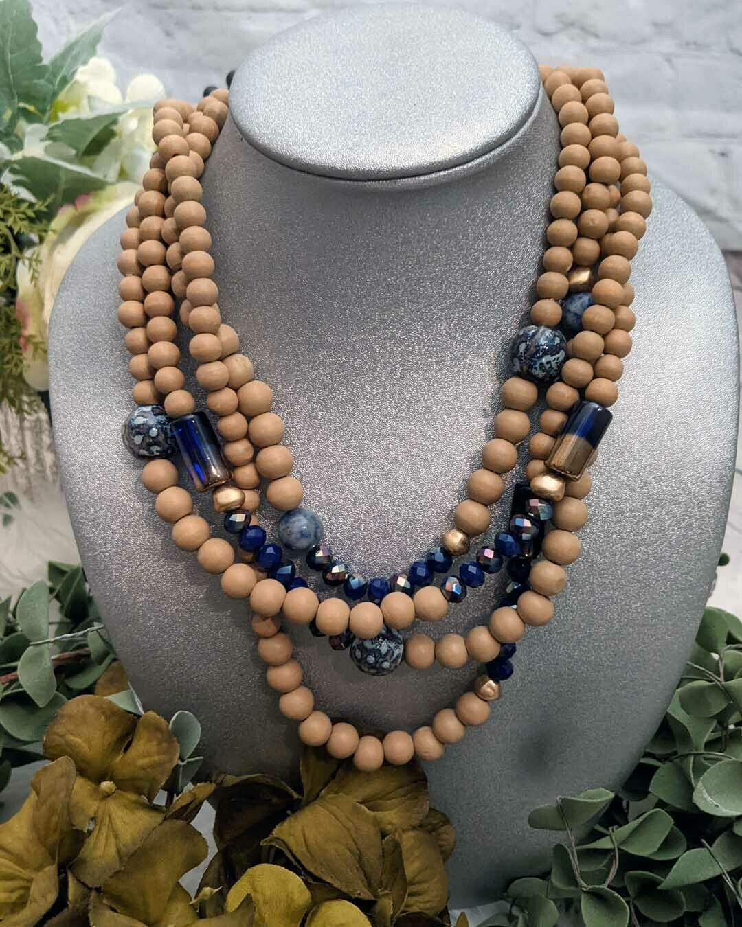 Mae Necklace by Garden Party