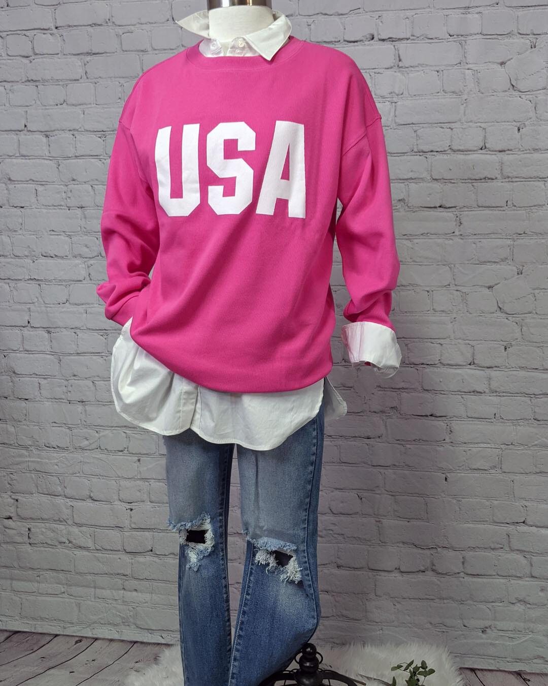 Candy Sweatshirt by Mazik