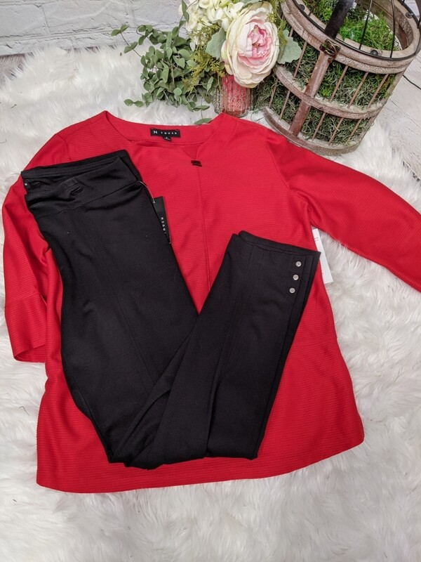 Cait Pant by N Touch