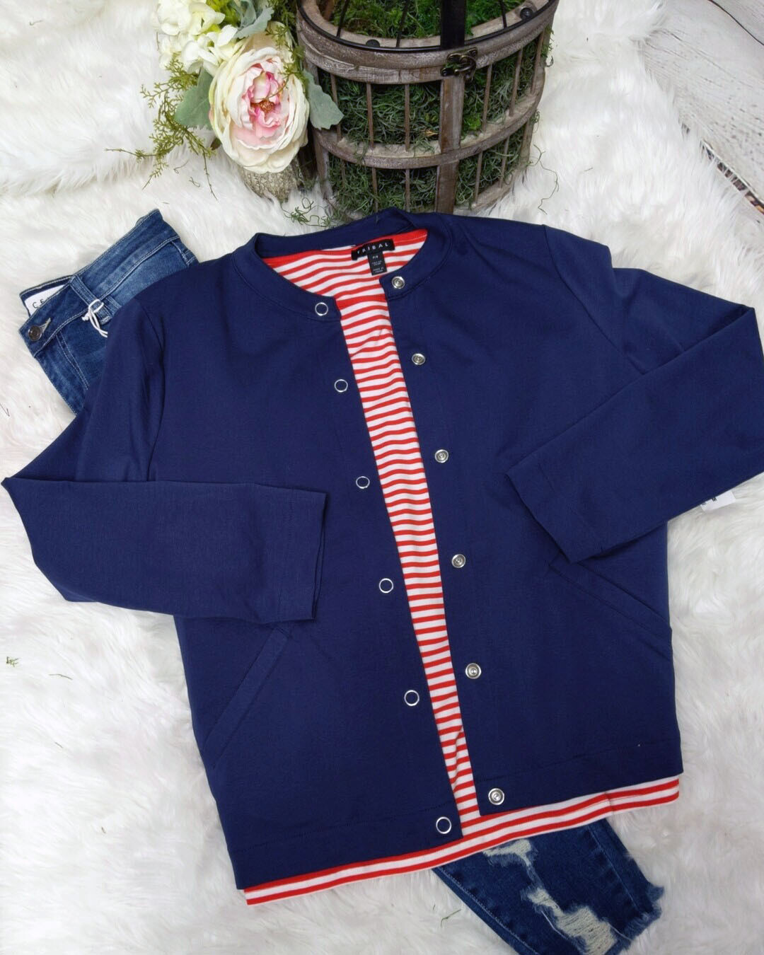 Ariel Jacket by Southern Lady