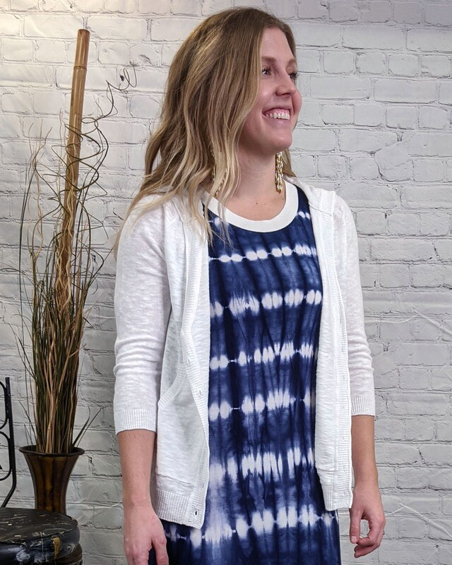 Shay Cardigan by Tribal