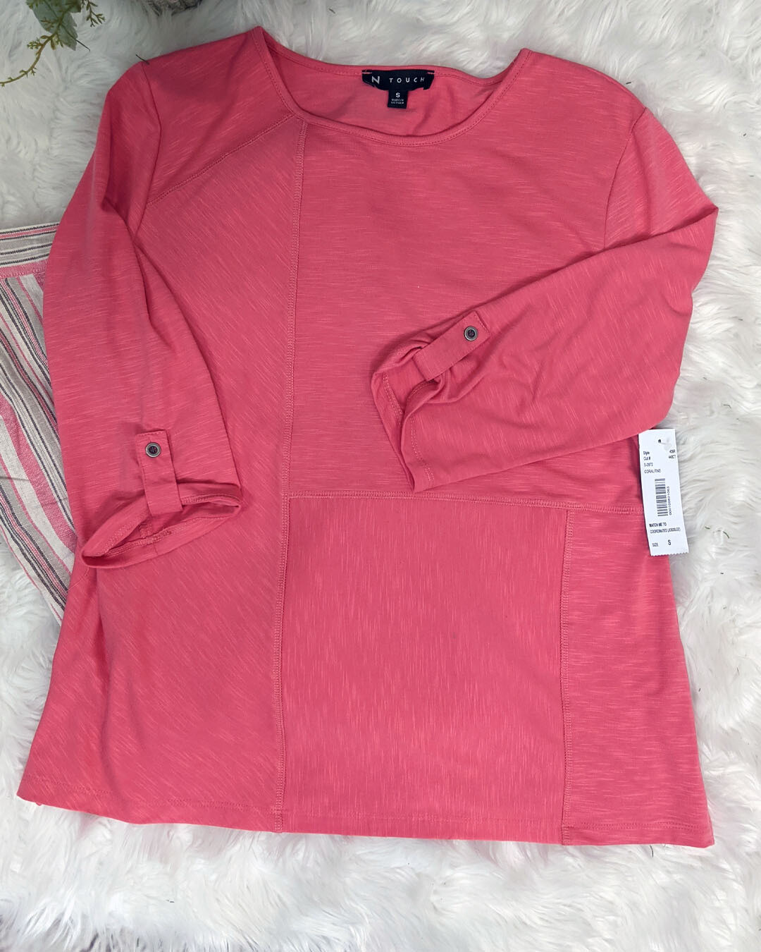 Josilee Top by N Touch