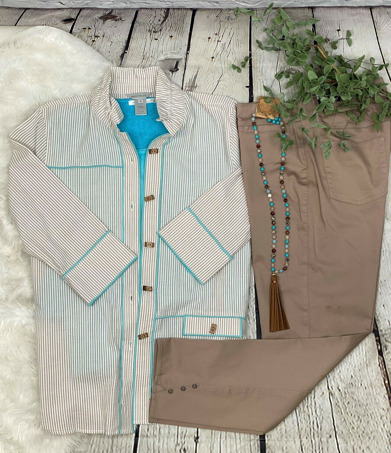 Darbi Top by Multiples