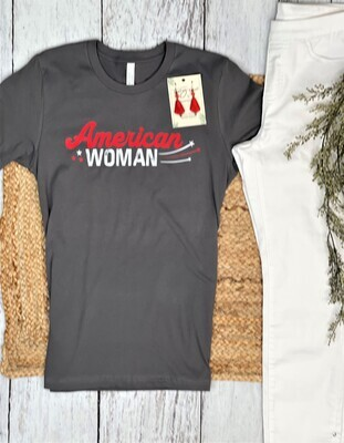 AM. Woman T