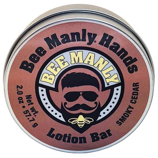 Bee Manly Hands Lotion Bar