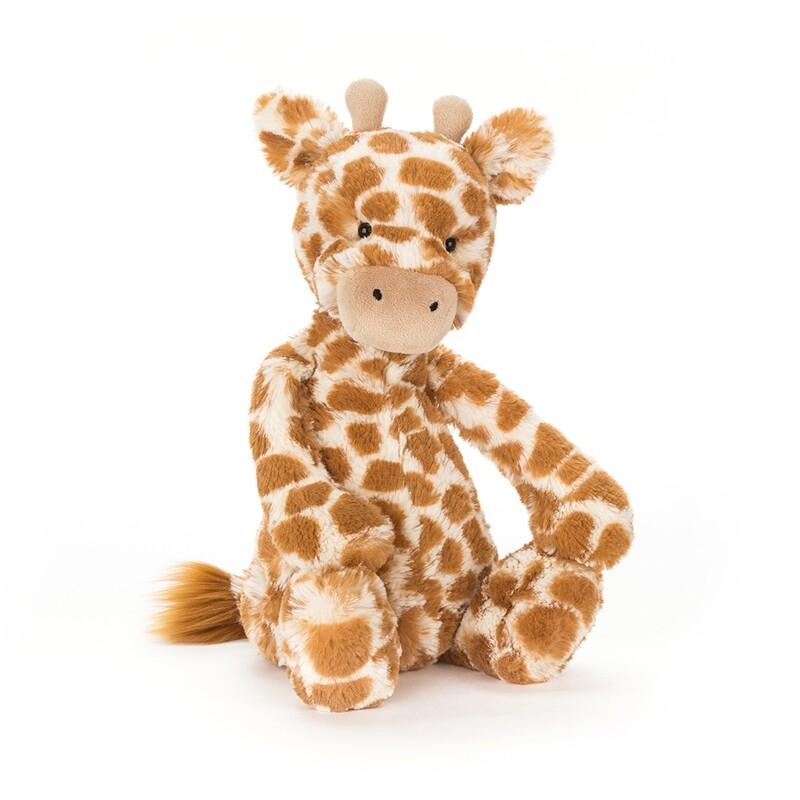 Bashful Giraffe Plush