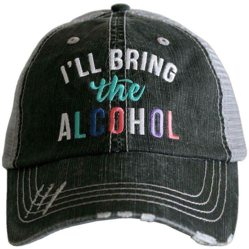 Trucker Cap I'll Bring The Alcohol