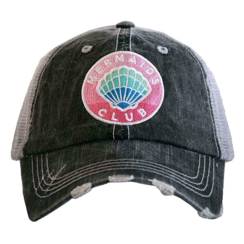 Mermaids Club Trucker Cap