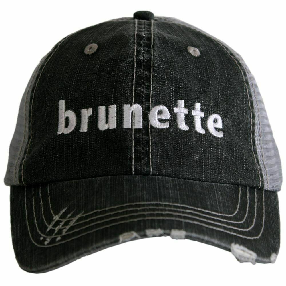 Trucker Cap Brunette
