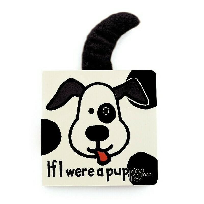 Board Book If I Were A Puppy