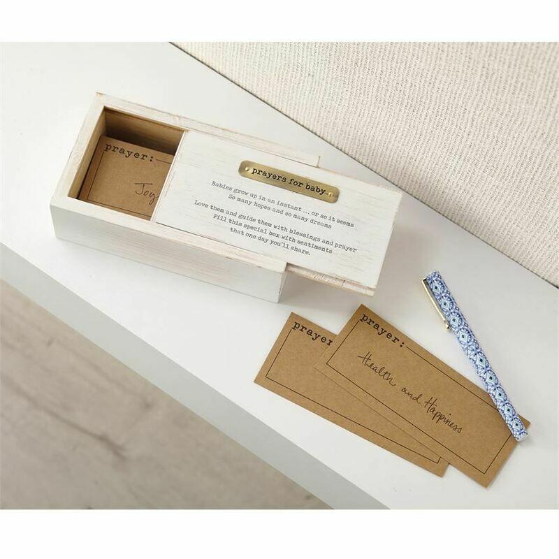 Baby Prayer Box