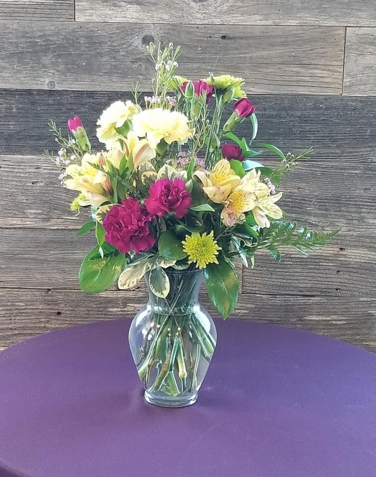 Floral Arrangements (pricing varies)