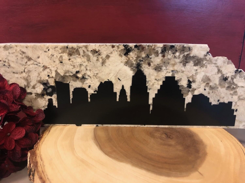 Austin Skyline Granite Tabletop