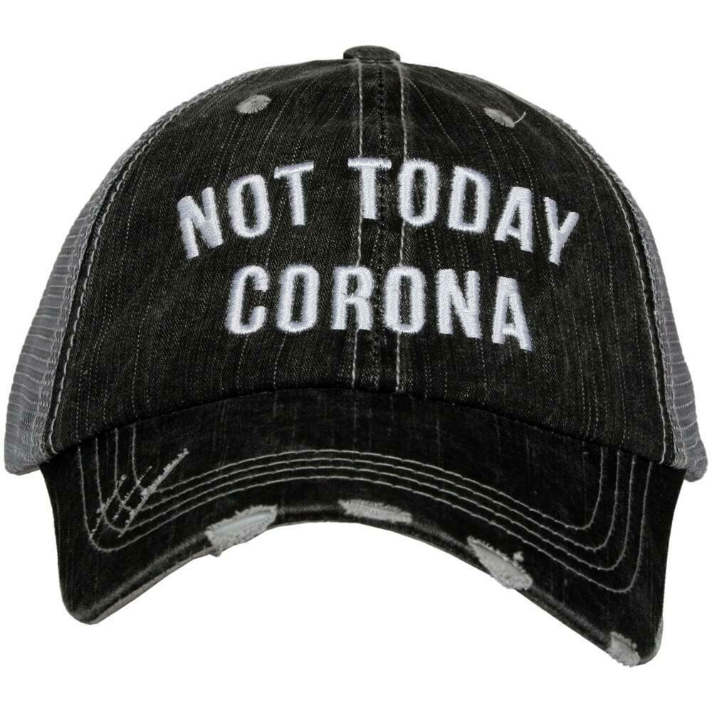 Trucker Cap Not Today Corona