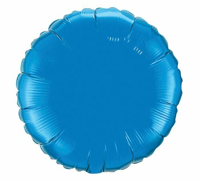 Solid Sapphire Balloon