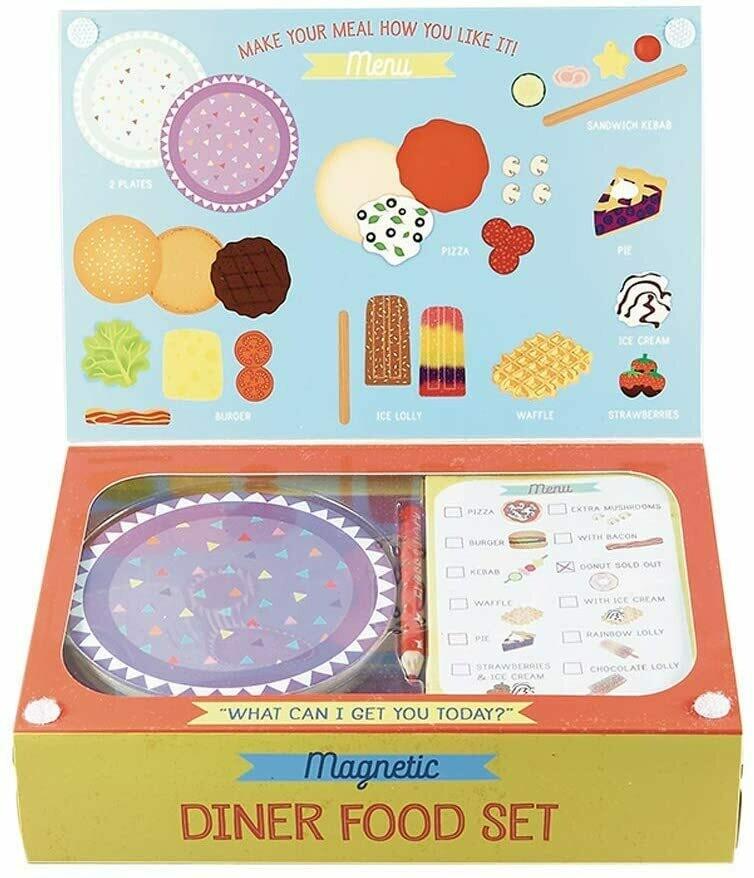 Magnetic Diner Set