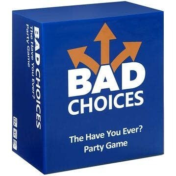 Bad Choices Party Game