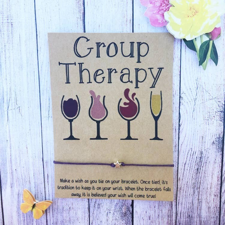 Wishlet Bracelet Group Therapy