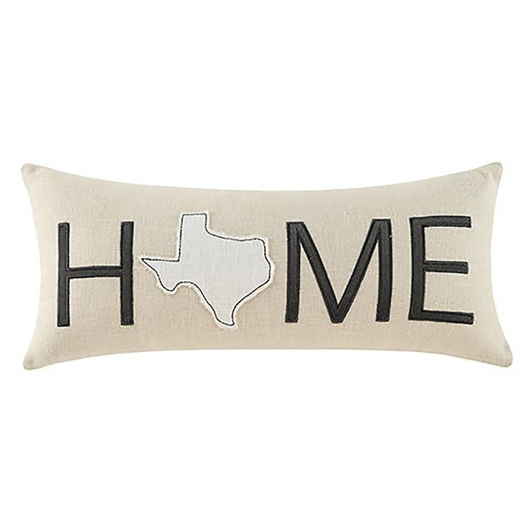 Texas Home Accent Pillow