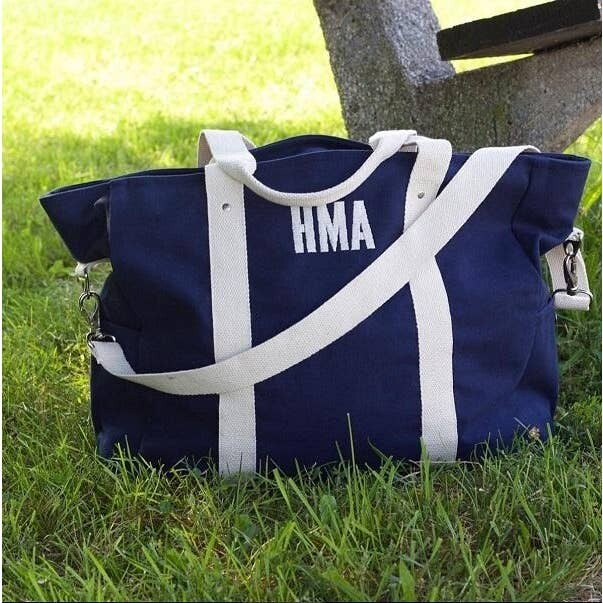 Shorebags Edgewater Duffel Custom Order