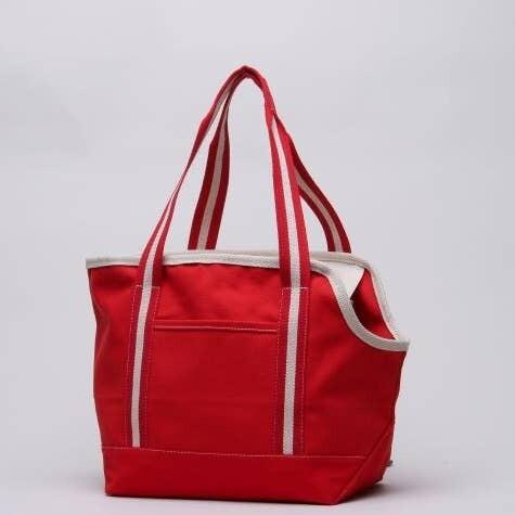 Shorebags Pet Tote in Red