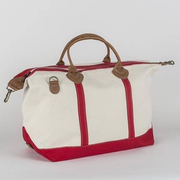 Shorebags Weekender in Red