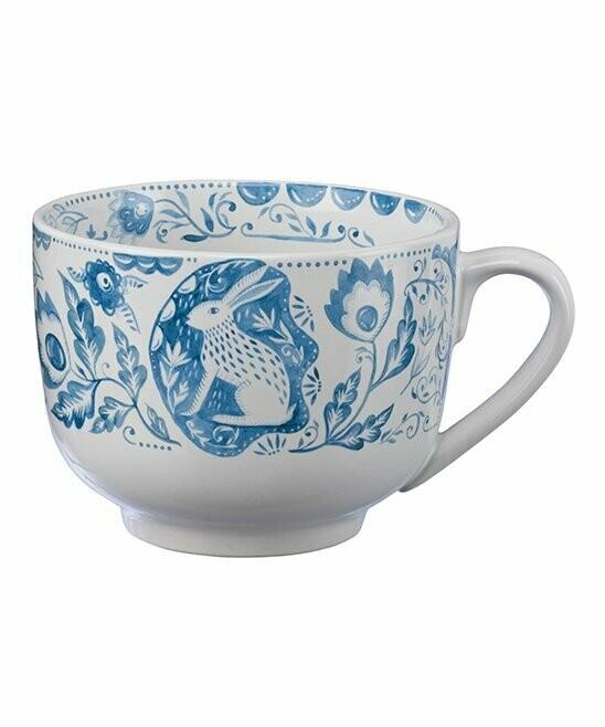 Bird & Rabbit Mug