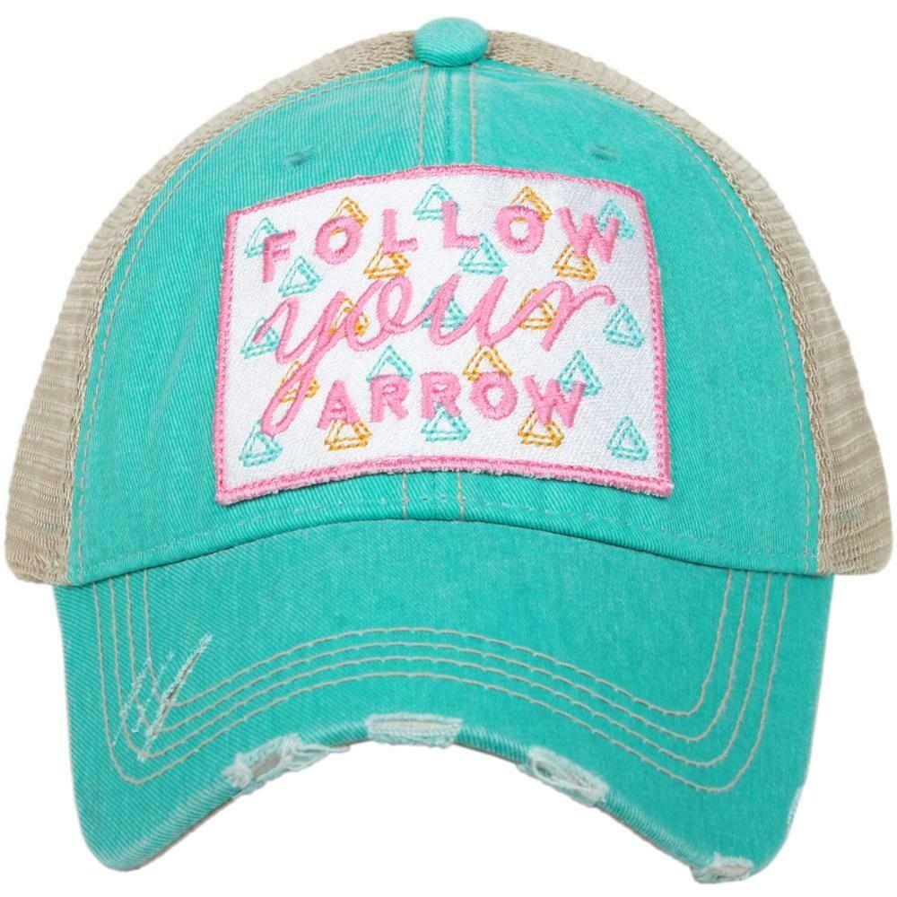 Trucker Cap Follow Your Arrow