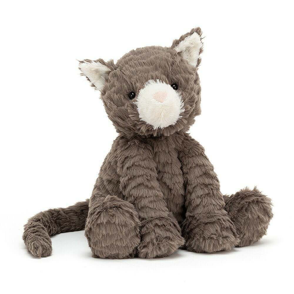 Fuddlewuddle Cat Plush