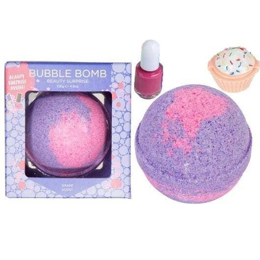 Beauty Surprise Bubble Bath Bomb