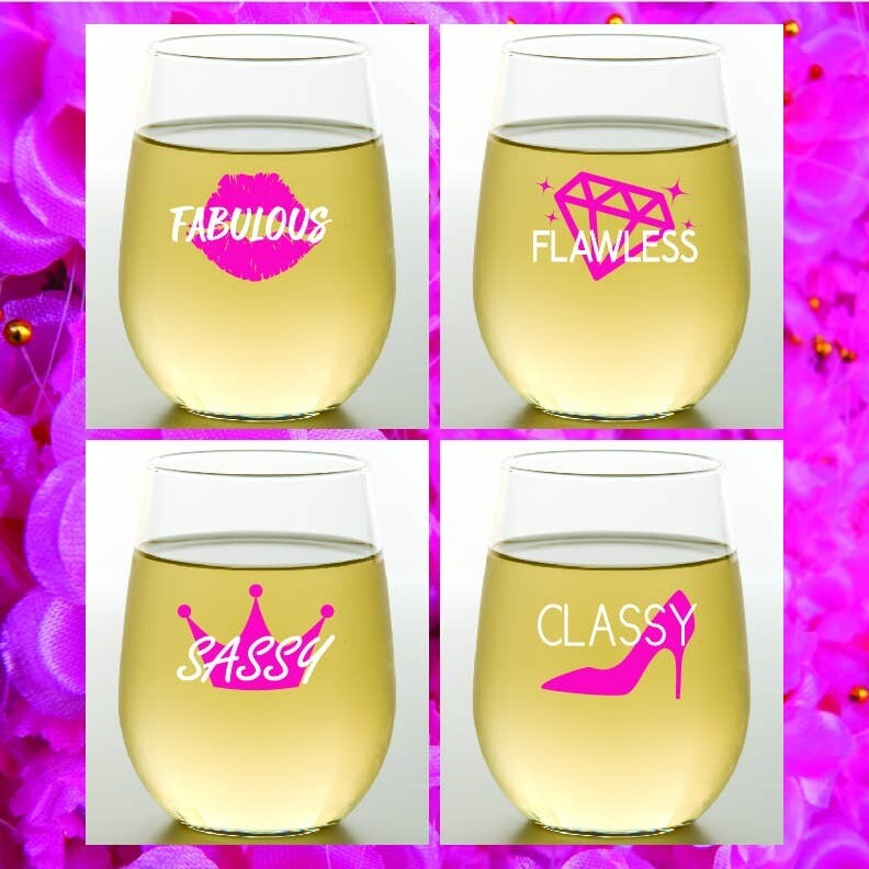 Fabulous Shatterproof Wine Glasses