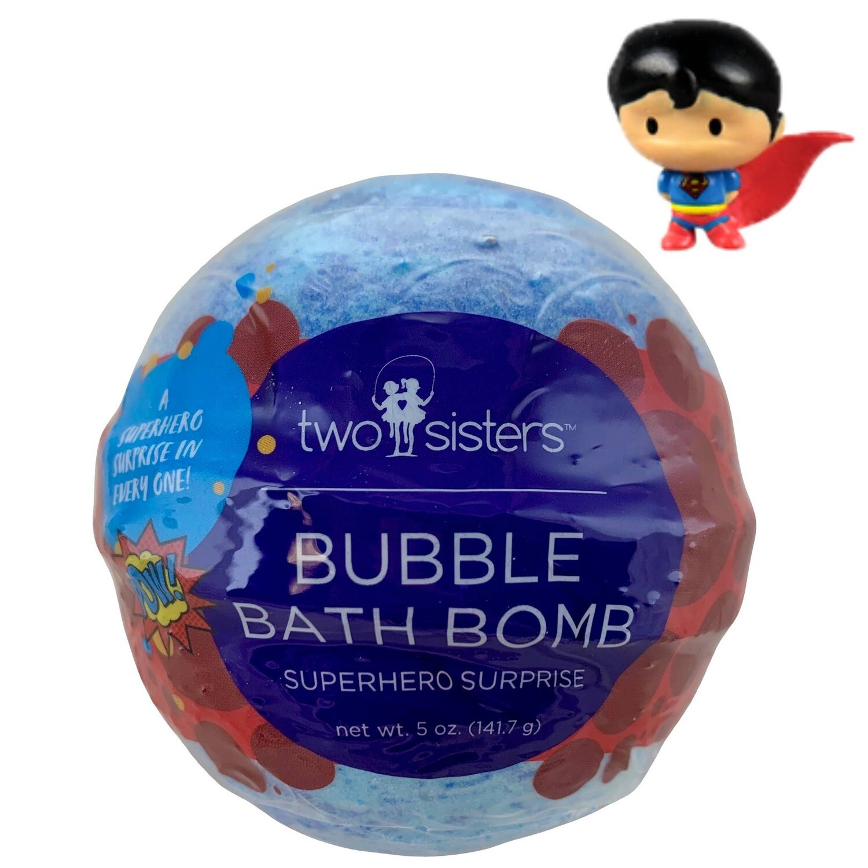 Superhero Surprise Bubble Bath Bomb