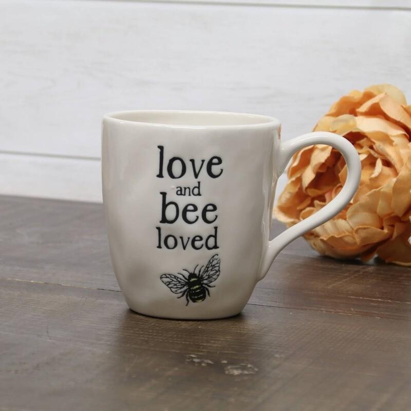Love And Bee Loved Mug