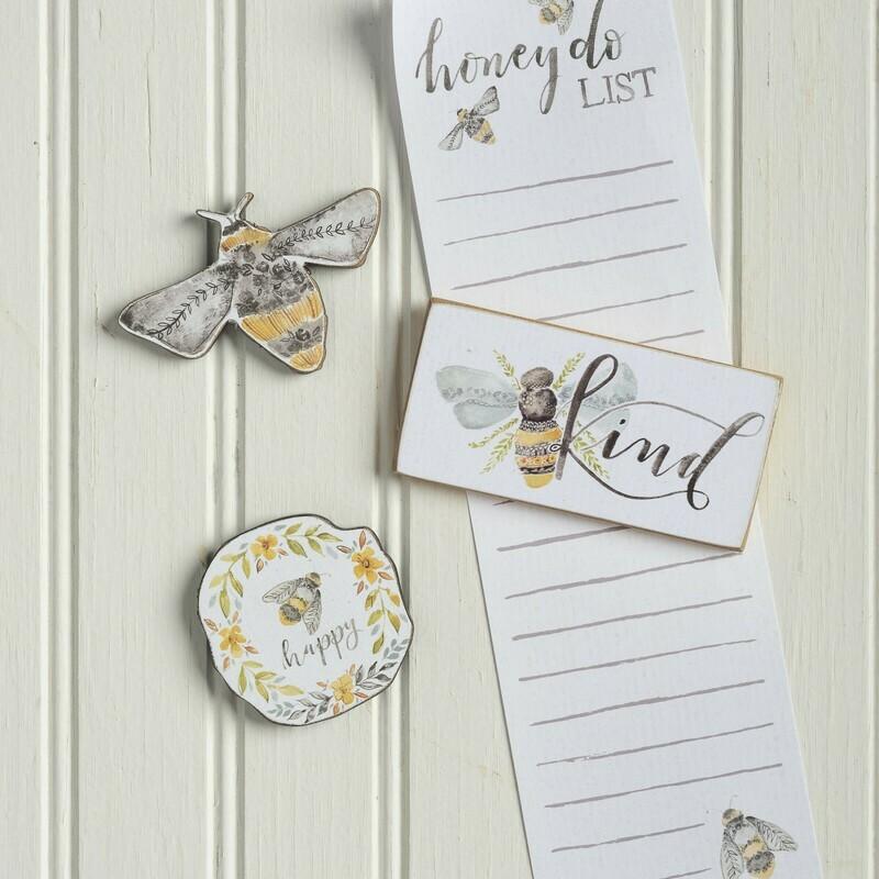 Bee Magnet Set