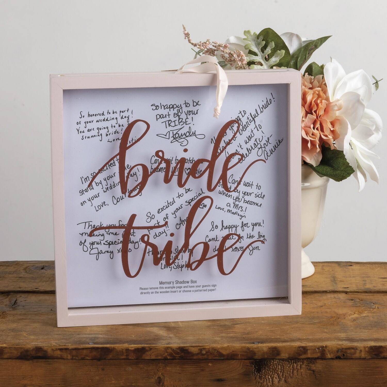 Bride Tribe Memory Box