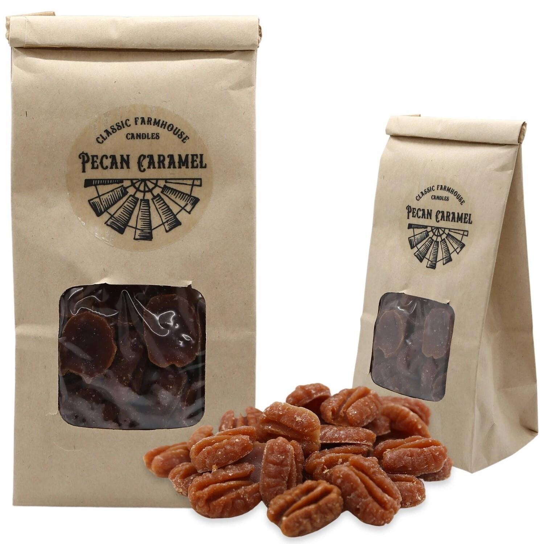 Pecan Caramel Wax Melts 3oz