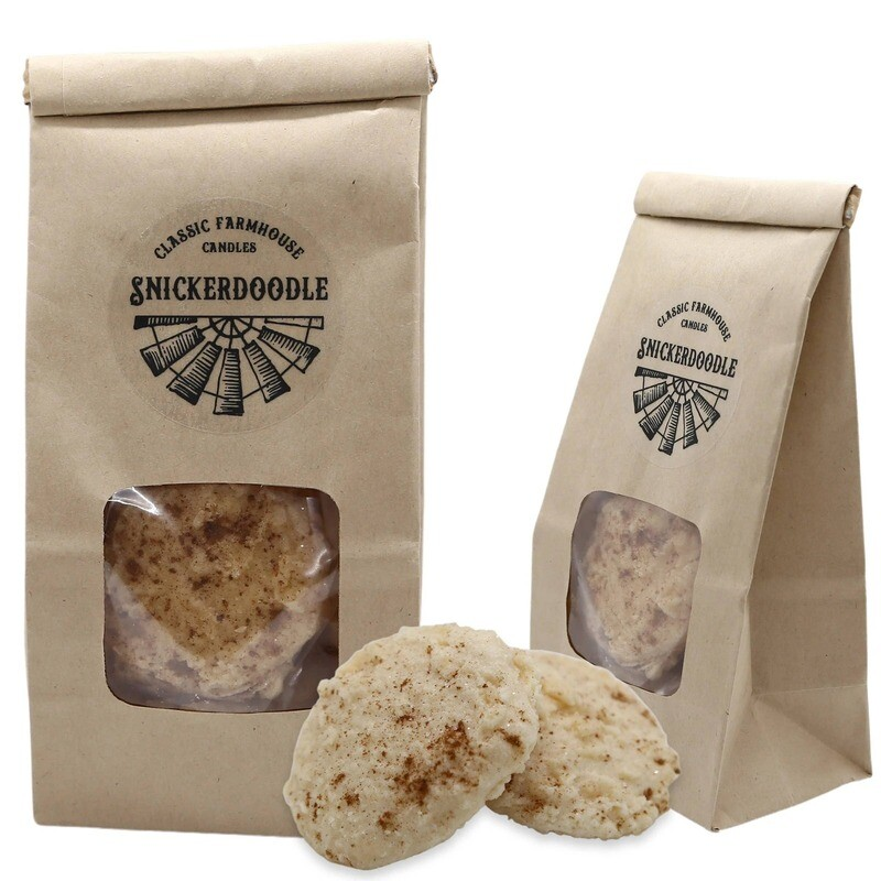 Snickerdoodle Wax Melts 3oz