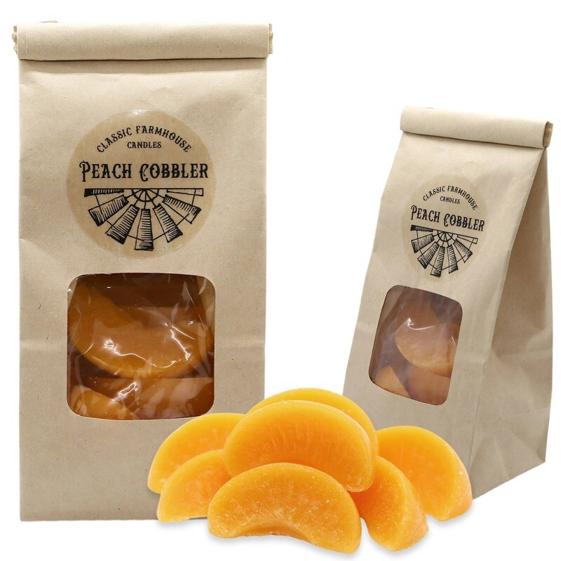 Peach Cobbler Wax Melts 3oz