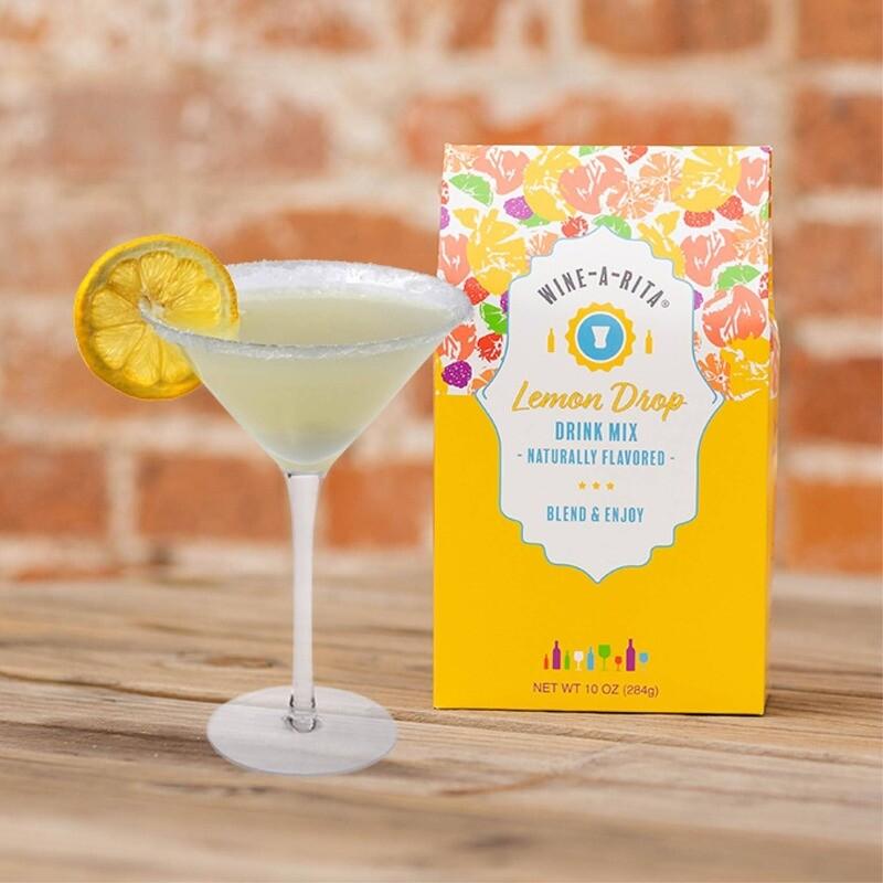 Lemon Drop Wine A Rita Mix