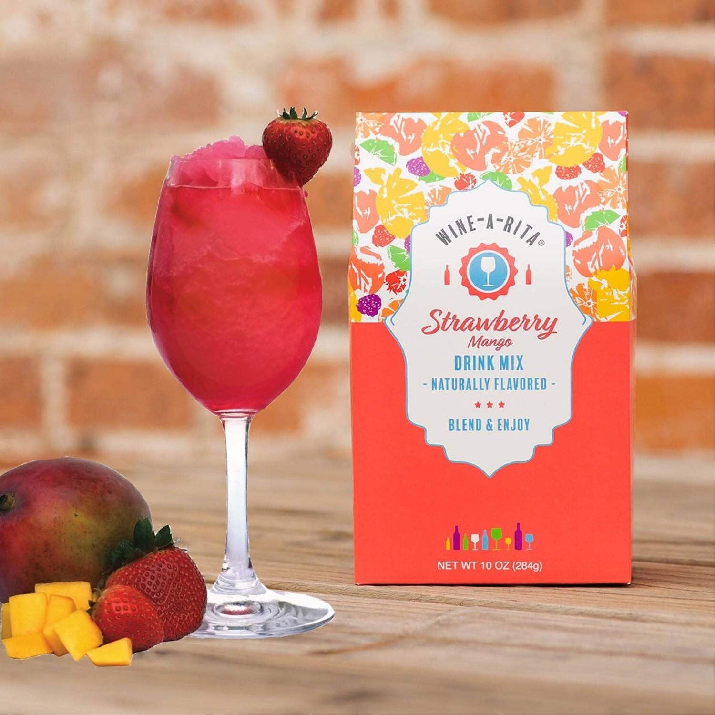 Strawberry Mango Wine A Rita Mix