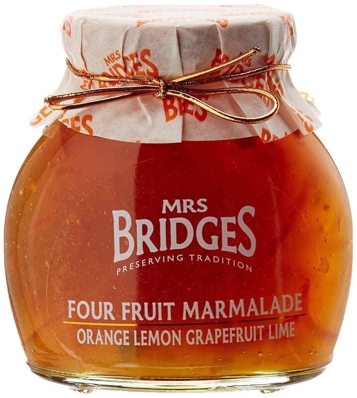 Mrs. Bridges Four Fruit Marmalade