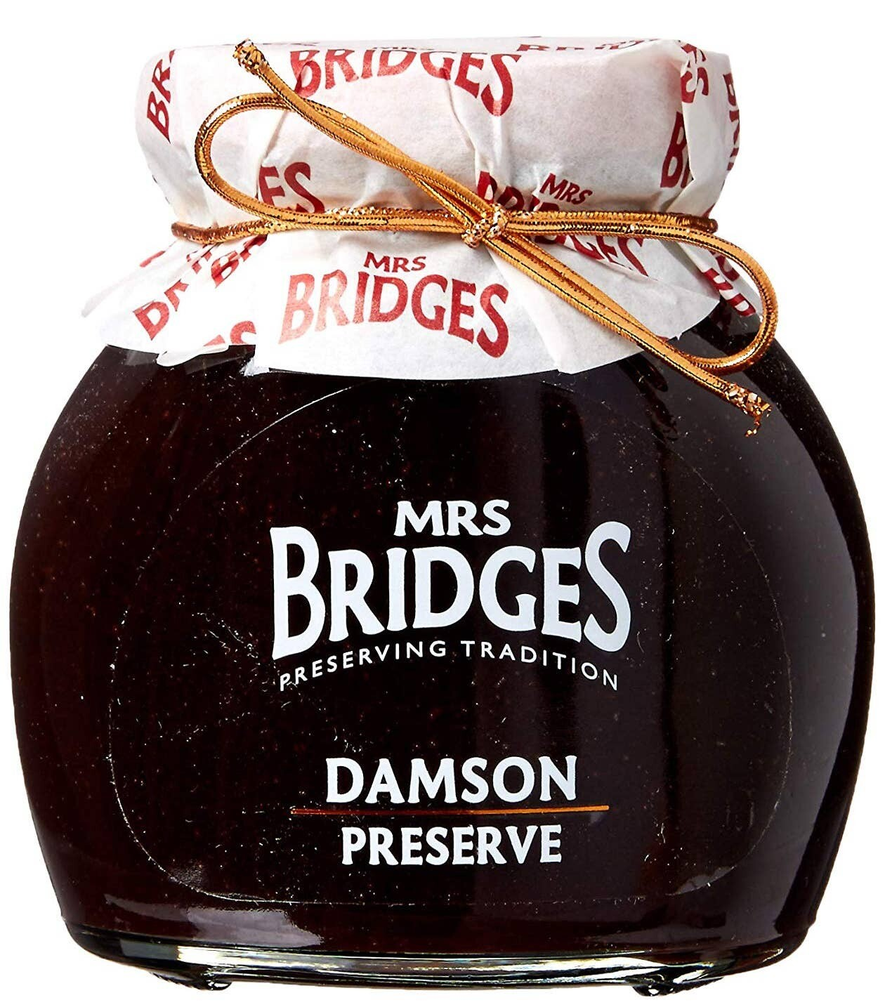 Mrs. Bridges Damson Preserve