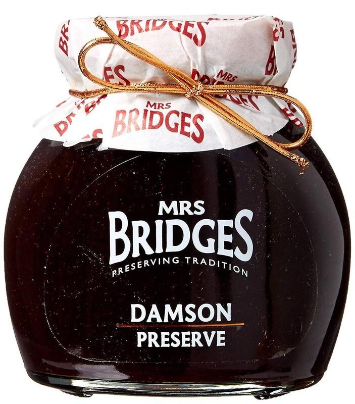 Mrs. Bridges Damson Preserve