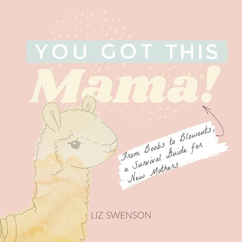 You Got This Mama! Book