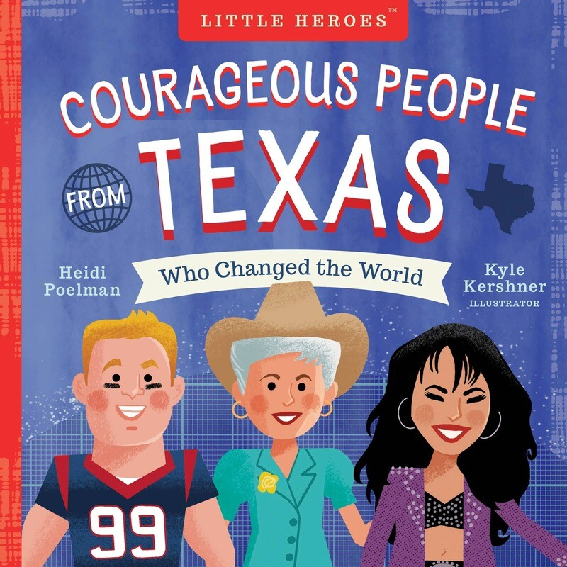 Courageous People of Texas Who Changed The World